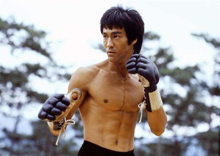 Enter the Dragon Gloves - Bruce Lee