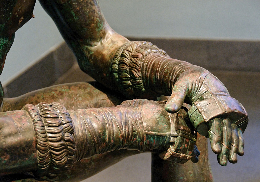 Old Boxing 'Gloves' Unearthed at Vindolanda