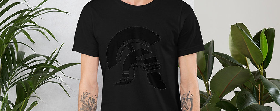Centurion FC Black on Black MMA T-Shirt