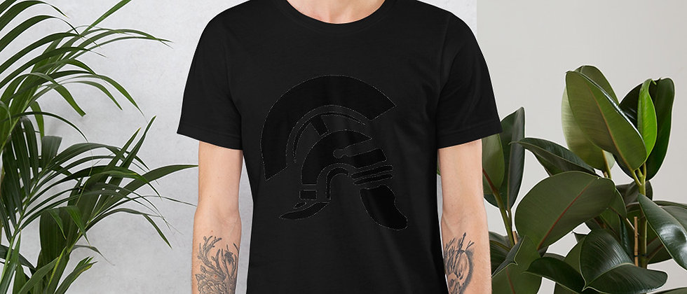 Centurion FC Black on Black MMA T-Shirt