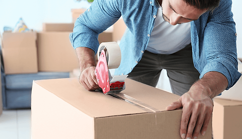 categorize your storage items and boxes