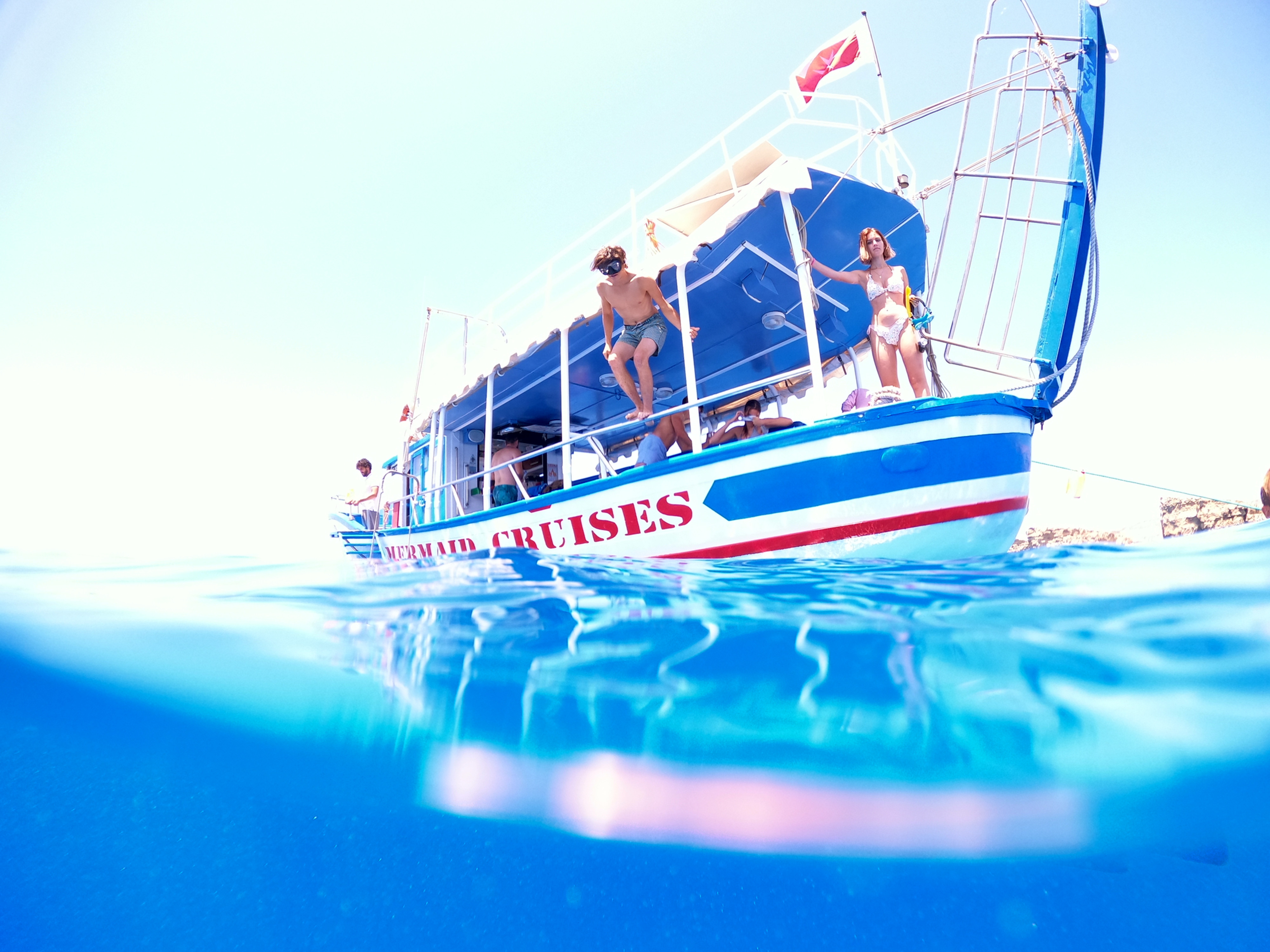 Private Day Boat Charter