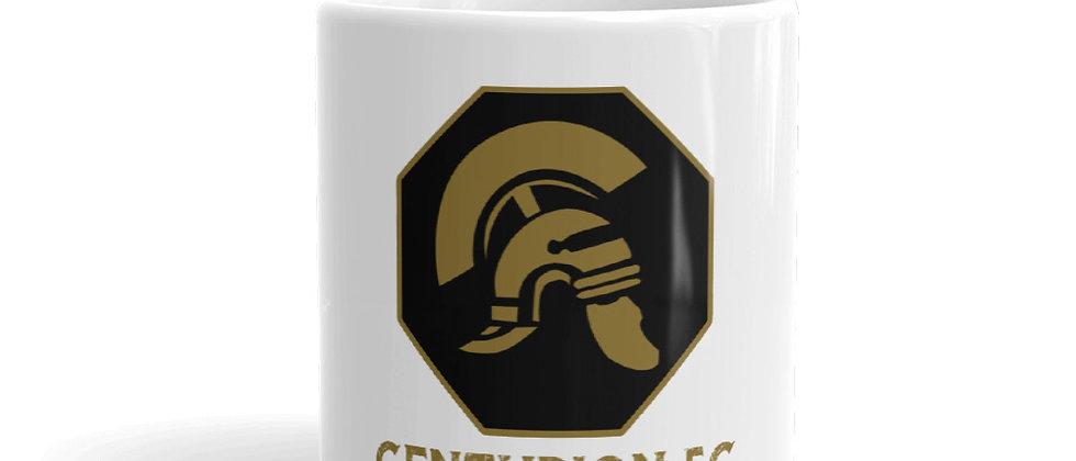 Centurion Gold Octagon Coffee Mug