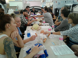"""Baby """"R"""" Us Free Infant CPR Class"""