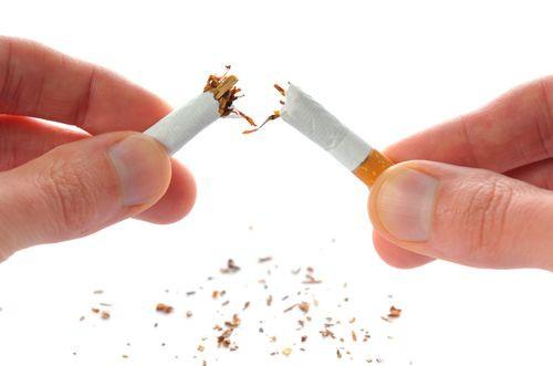 I BENEFICI DELLO STOP AL FUMO