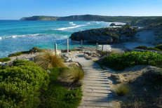 Pennington Bay steps
