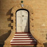 Cape de Couedic lighthouse door