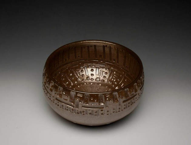 25 inch bowl (Detail)