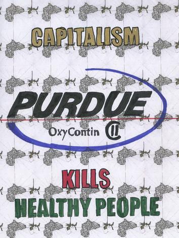 Capitalism Kills Healthy People