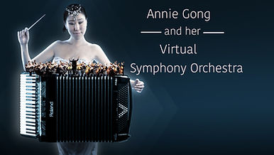 Annie Gong & Her Magic Orchestra poster