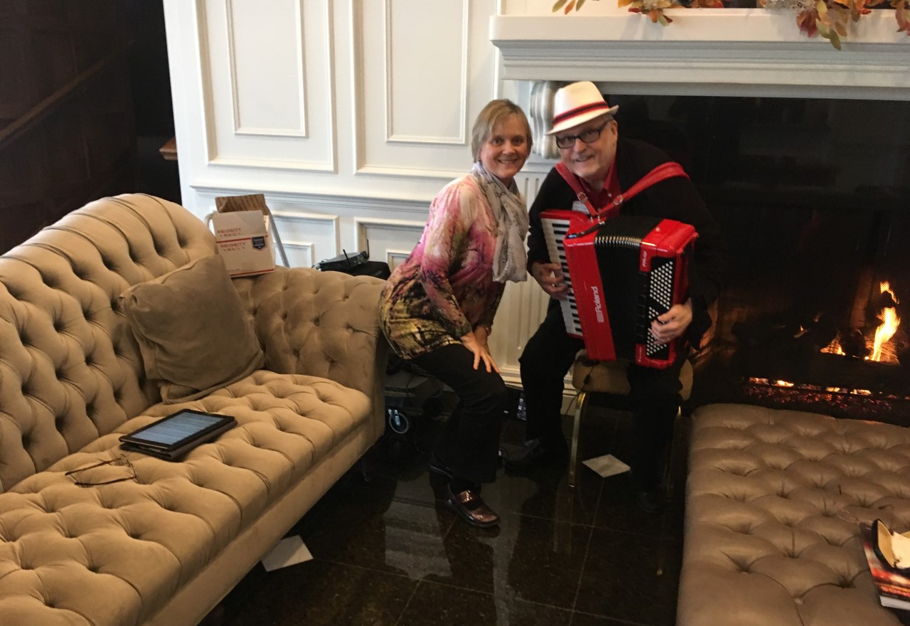 Andrea Leyton & Lenny Feldmann