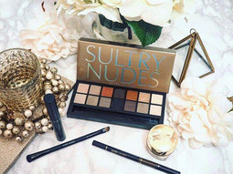 Sultry for the weekend _mg_newyork _esteelauder _esteelauderuk  Estee lauded sultry is nude compact manufactured by mg New York #esteelauder