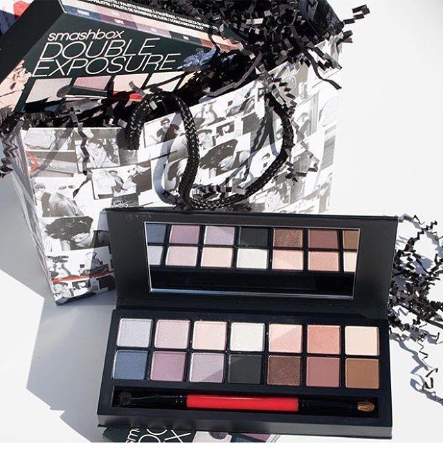 Shopping Therapy #doubleexposure #mgnewyork #smashbox #cosmetics #makeup #eyes