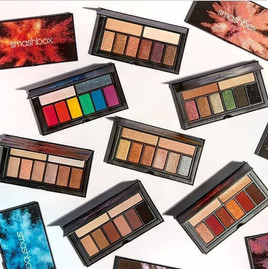 Smash box lenticular compact made by mg New York #cosmetics #makeup #smashbox #madebymgnewyork