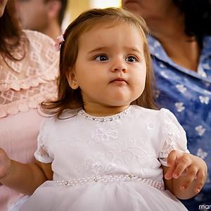 Batizado Eloah Vitória