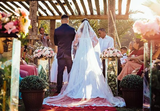 Casamento chacara