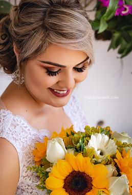 Noiva Buquê