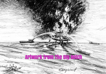 The Big Belch graphic novel by Kay Wood ©2014