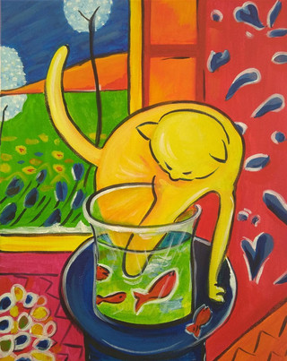 Matisse Cat