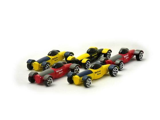 Blu Track® Racers (5 pack)