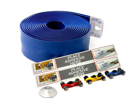 Blu Track® 2.0 PS 22 ft with 3 Racer and 3 Anchor Straps