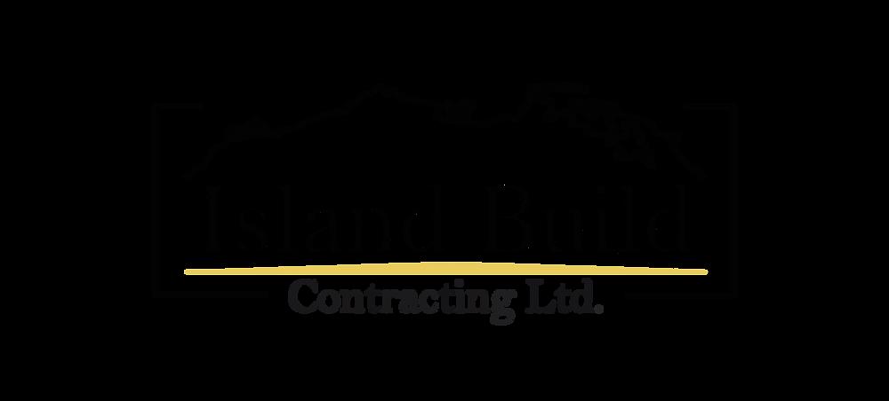logo island Build contracting ltd contractor nanaimo