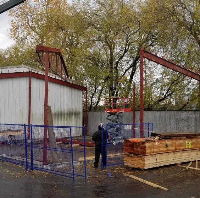 construction steel building nanaimo