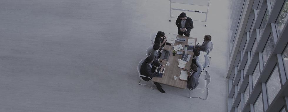 Management meeting general contractor