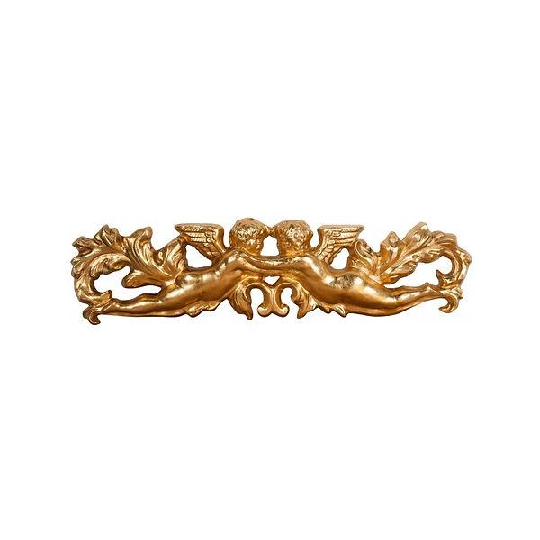 fregio-87cm-legno-artigianale-cimasa-oro