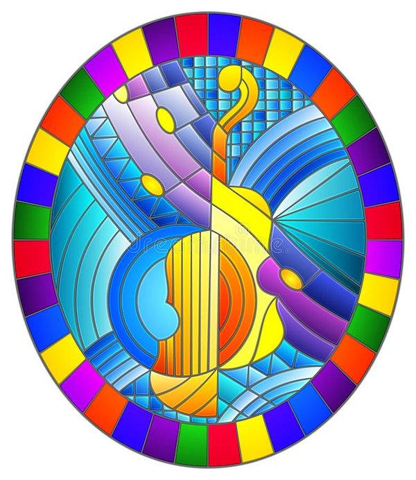 illustrazione-proposito-di-musica-la-for