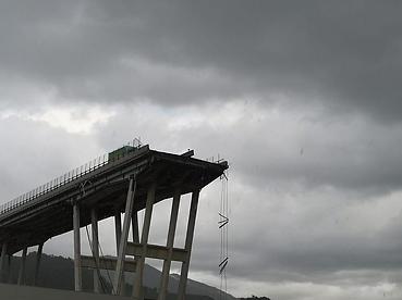 ponte morandi a sampierdarena14082018.pn