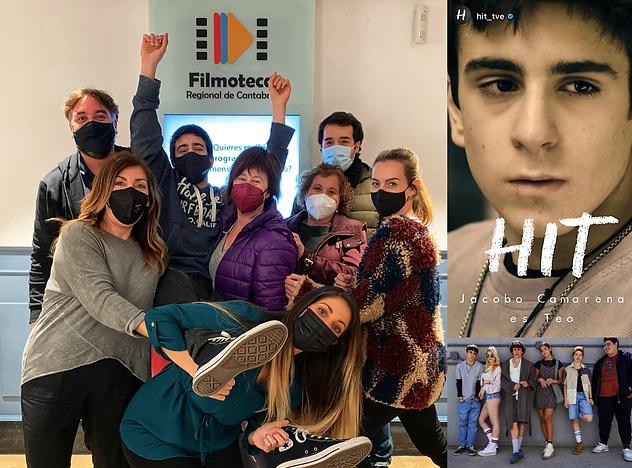 """Escuela de Actores, Santander CantabriaNuestro alumno JACOBO CAMARENA se incorpora como uno de los actores protagonistas en la 2ª temporada de la serie """"HIT"""" para el Prime-Time de TVE."""
