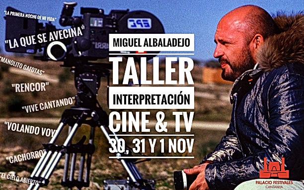 MIGUEL ALBALADEJO, LABORATORIO CREATIVO AUDIOVISUAL DE CANTABRIA,