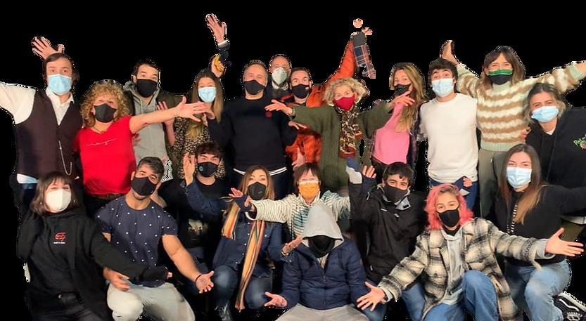 Alumnos Escuela de Cine Cantabria