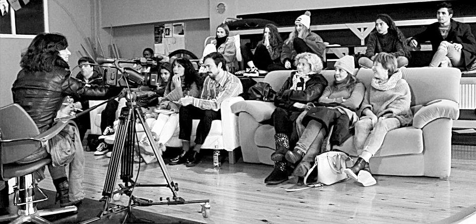 Paula Cámara, directora de Casting, Curso, taller, formación, artes escenicas, arte dramatico, actores, actor, actriz, actrices, casting, escuela, cine, tv, clases, teatro, serie, ficción, Laboratorio Creativo audiovisual, Escuela, cine