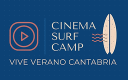 Logo Cinema Surf Camp