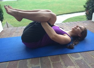 FOUNDATIONAL POSE #5: KNEES TO CHEST