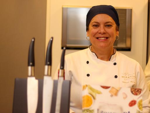 Comidas saudáveis: conheça a chef que descobriu sua verdadeira vocação com os próprios filhos
