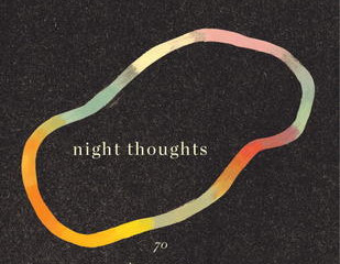 LLA Reads Spotlight:  NIGHT THOUGHTS