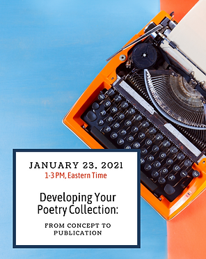 Developing Your Poetry Collection_FLYER.