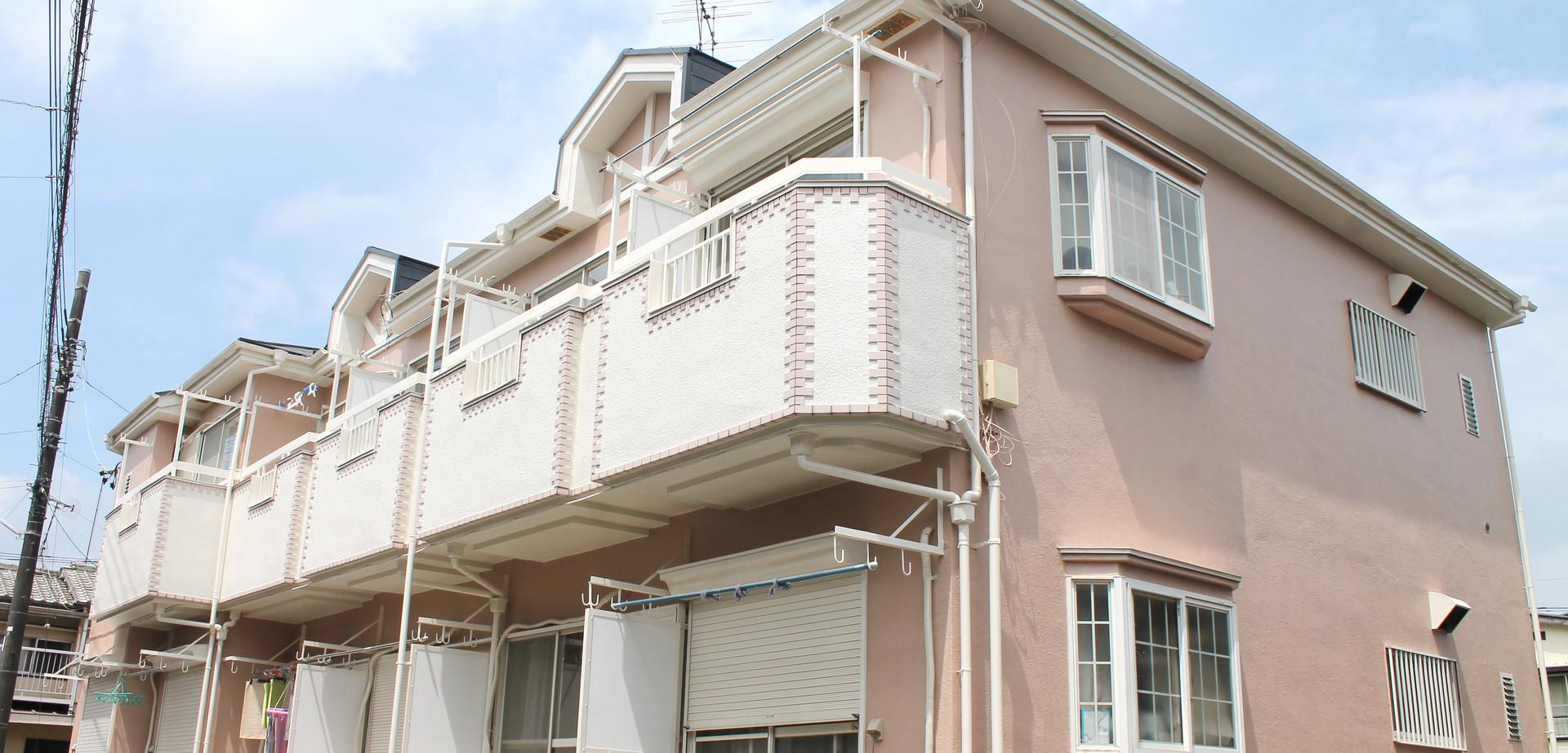 あるゾウリフォーム館塗装の施工事例after