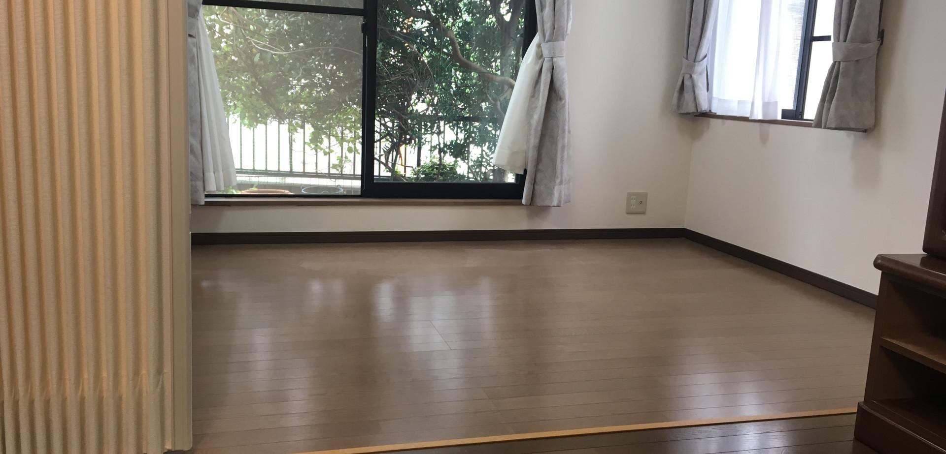 あるゾウリフォーム館 内装のリフォーム  和室を洋室に変更after.jpg