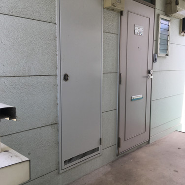 あるゾウリフォーム館 塗装のリフォーム アパート パストラルコート before