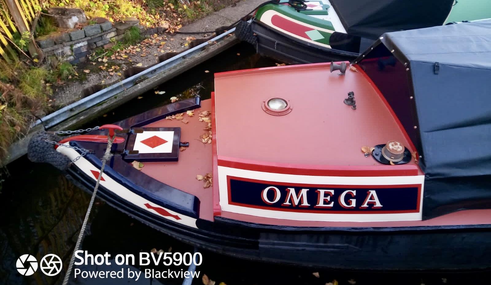 Omega Bow