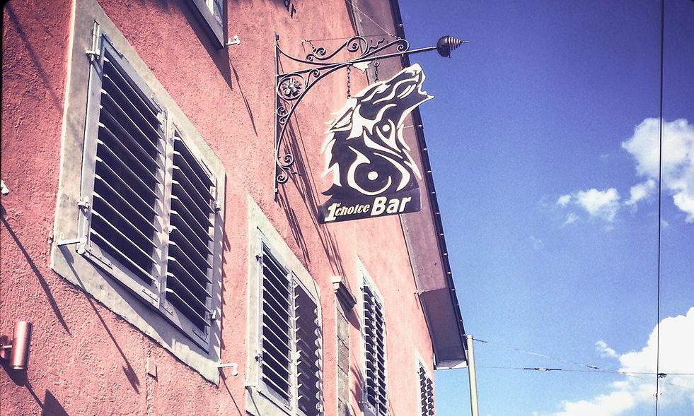Blattvergoldung in Winterthur Wülflingen für die Taverne zum Hirschen
