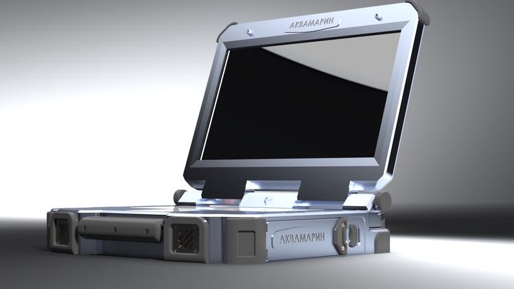 В Санкт-Петербурге ЗАО «НПЦ «Аквамарин» завершило очередной этап разработки защищенного ноутбука на