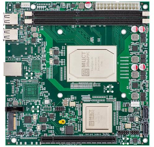 Вычислительный модуль Е8С-mITX