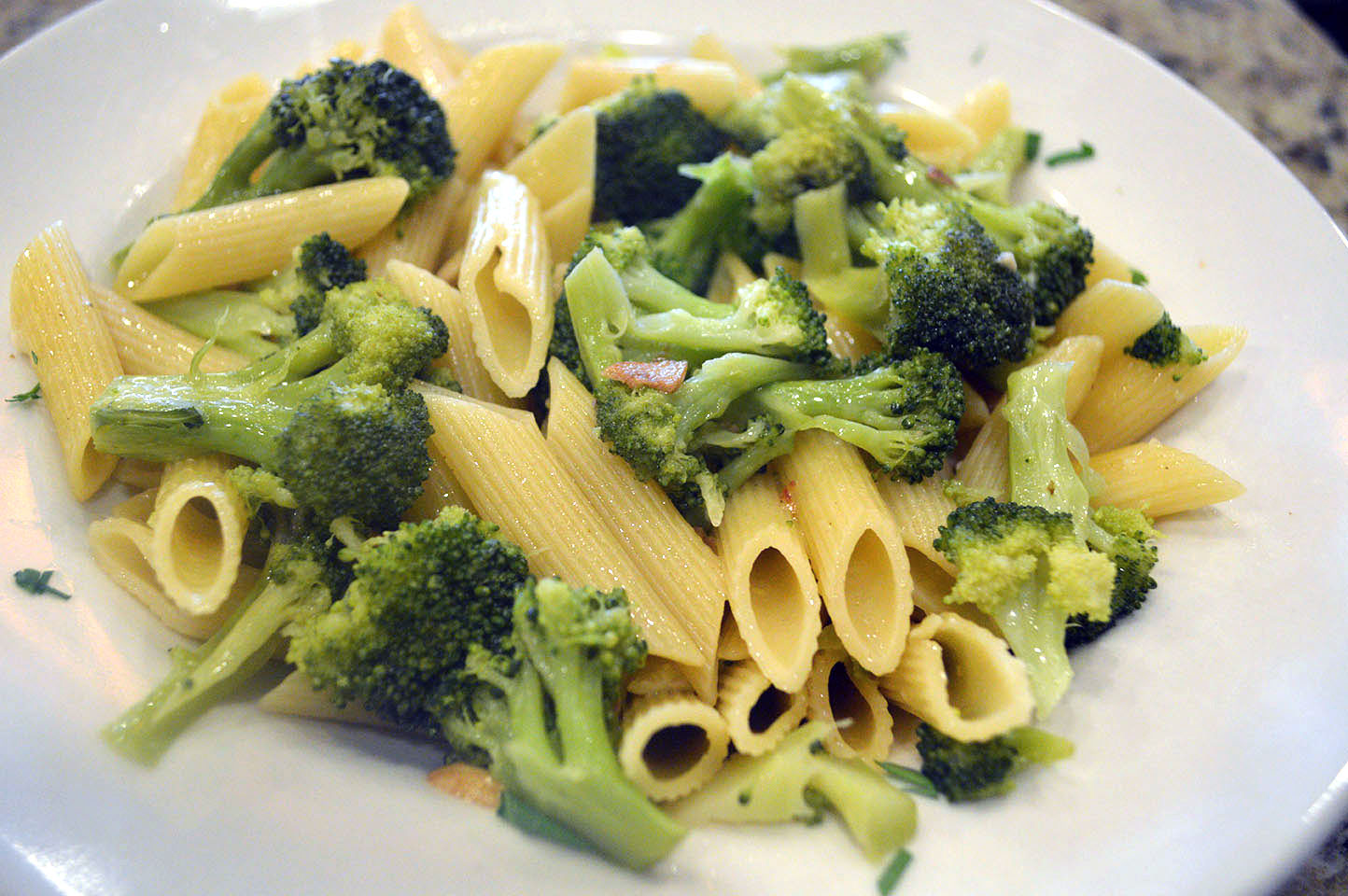 Penne Broccoli