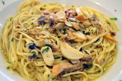 Spaghetti Vongole White