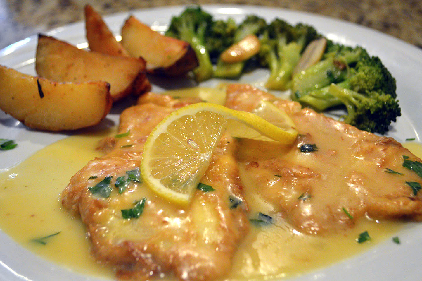 Filet of Sole Francese